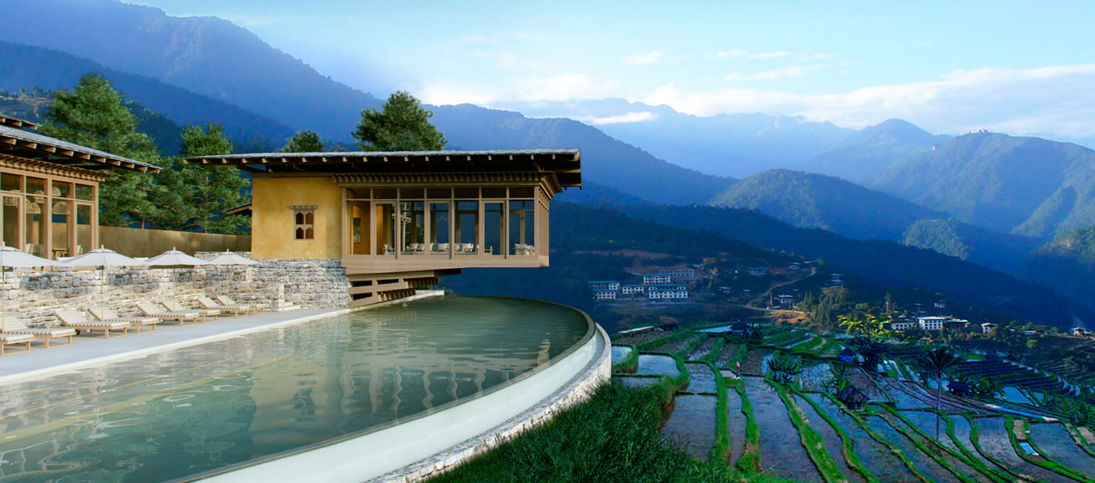 Best Hotels in Bhutan
