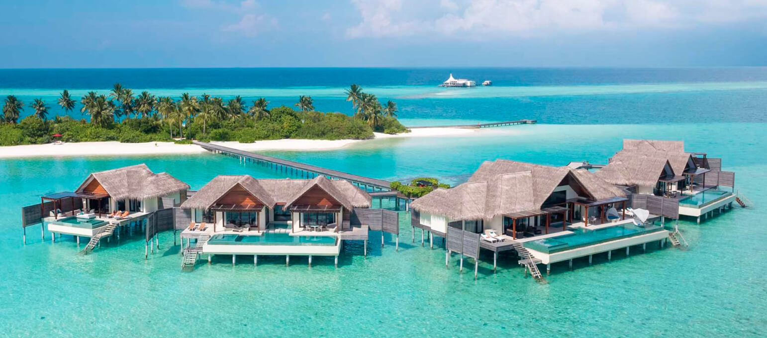 Maldives Luxury Resorts
