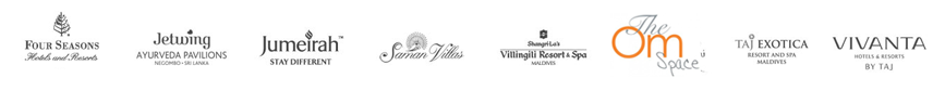 Our Resorts & Hotels Partners