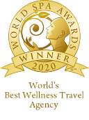 Worlds 2020 Best Wellness Travel Agency