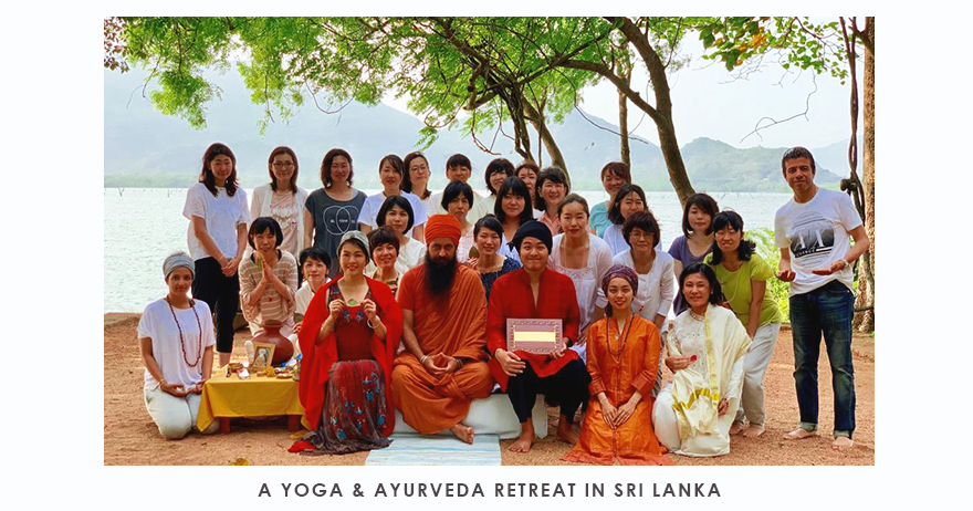 A Healing Ayurveda & Yoga Retreat in Sri Lanka