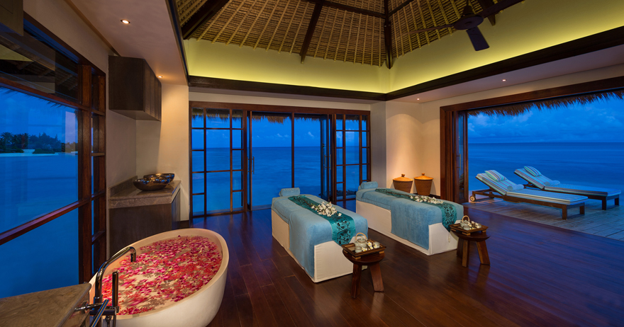 A wellness holiday seeker's paradise - Jumeirah Vittaveli Maldives