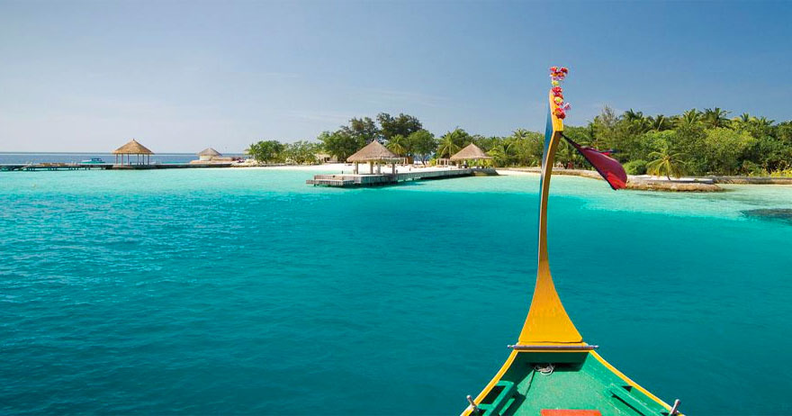 Best luxury resort experience in Maldives - Jumeirah Vittaveli an oasis in paradise