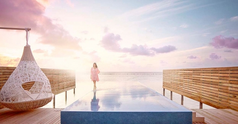 A Luxury Getaway to the LUX South Ari Atoll Maldives