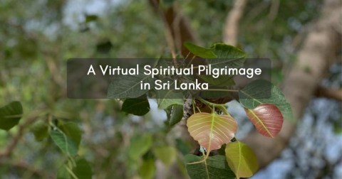 A Virtual Spiritual Pilgrimage in Sri Lanka