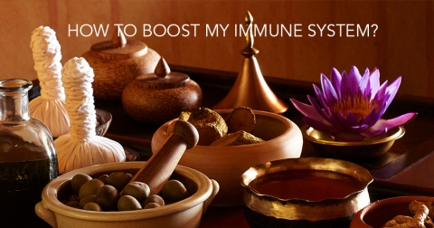 How to boost my immunity?