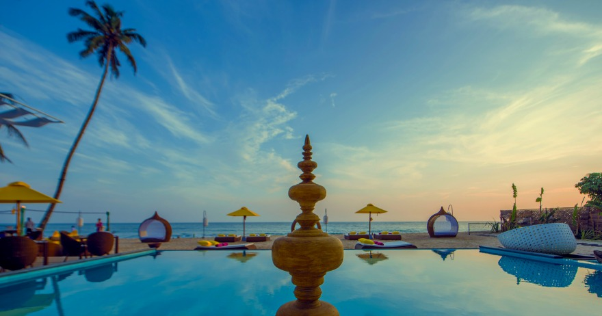 Stylish spa and yoga holiday at Casa Collection Colombo Mirissa
