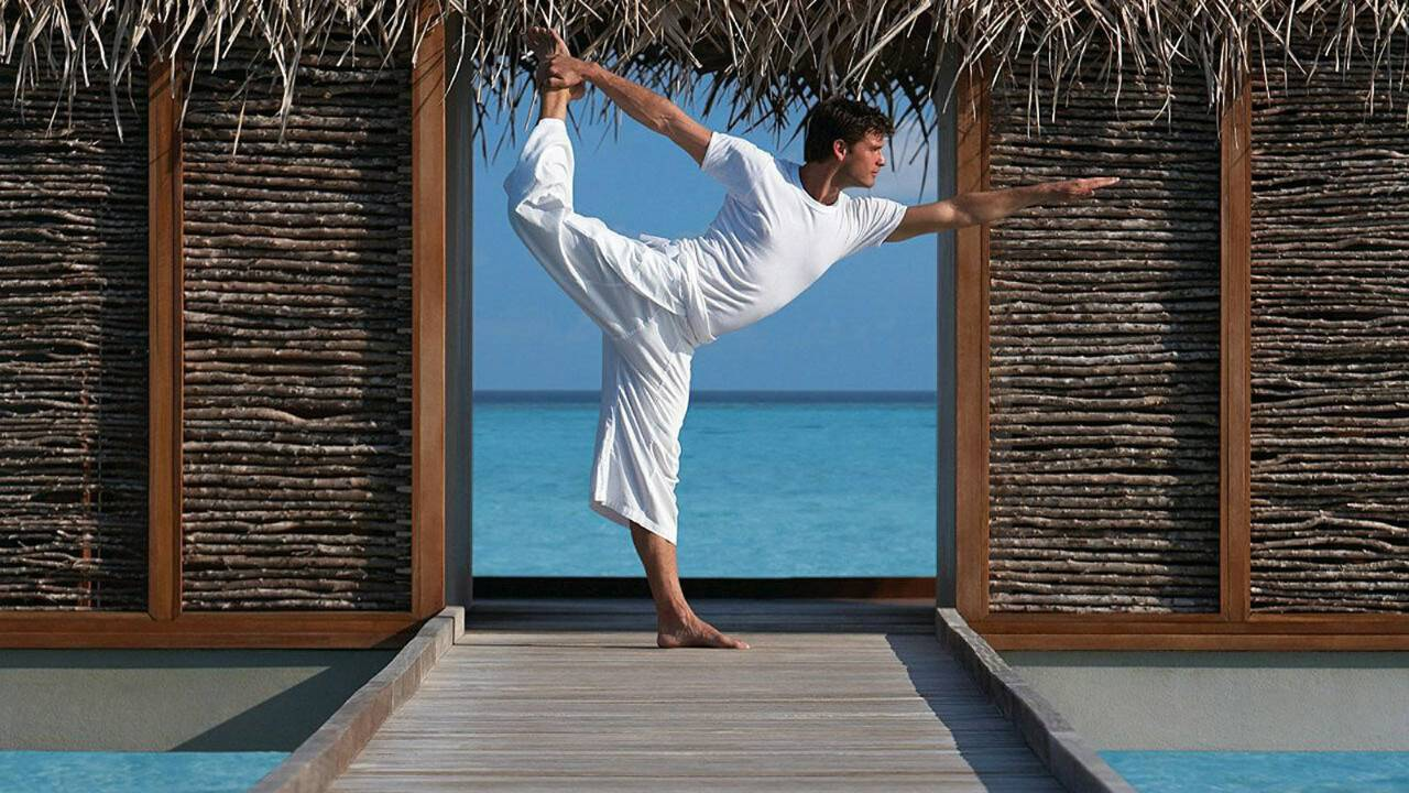 Wellness holidays in Maldives at a Spa Resort