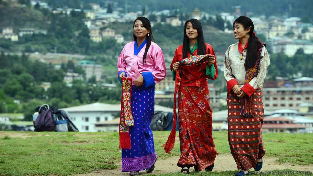 Dress in Traditional Bhutanese Attire