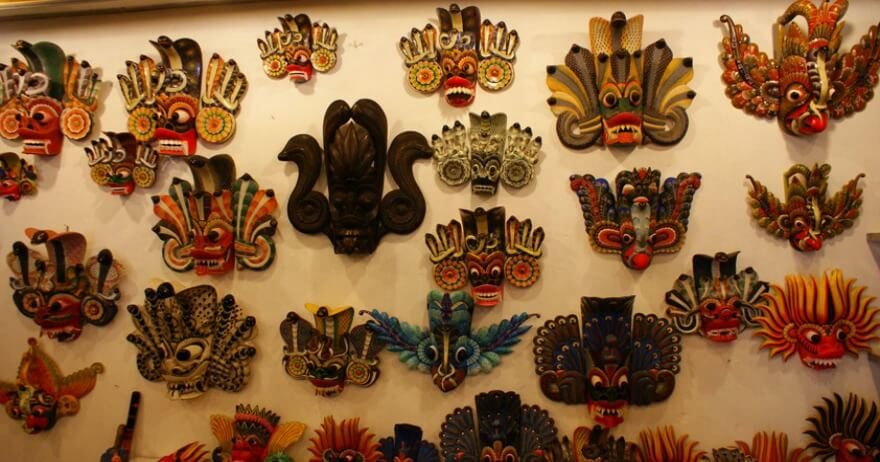 Traditional Arts and Crafts of Sri Lanka