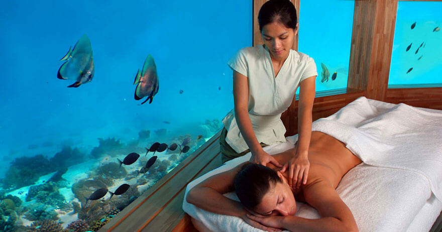 World Class Beauty and Spa treatments