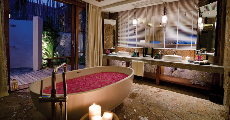 Hotel Spa Facilities