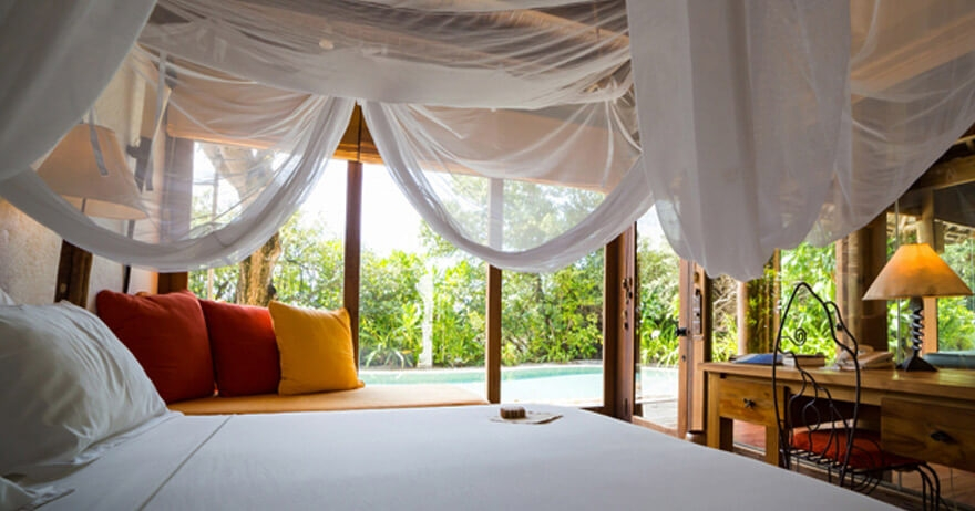 Soneva Fushi Villa Suite with 2 Bed rooms and Pool