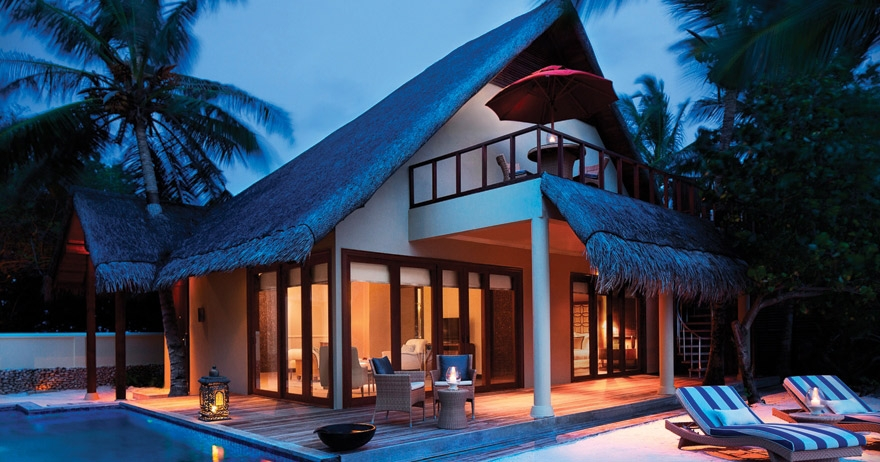 One and Two Bedroom Beach Villa Suite