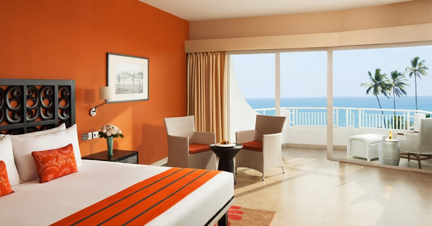 Deluxe Delight – Sea View