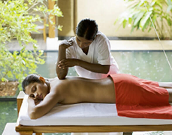 Whats special at Sahana Spa