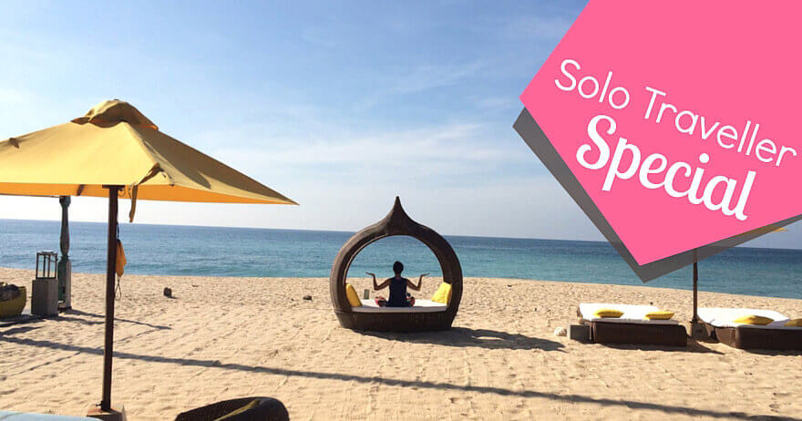 Solo Yogi Beach Wellness Break 3 nights