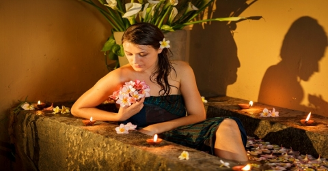 Spa treatments at JETWING AYURVEDA PAVILLION