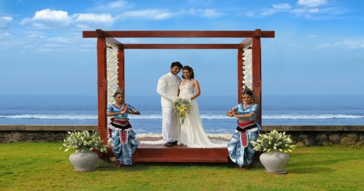 SRI LANKA BEACH WEDDING PACKAGE BY SAMAN VILLAS