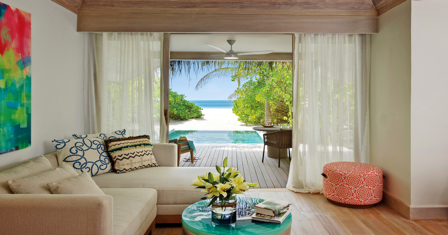 Luxury Wellness Retreat in Maldives-