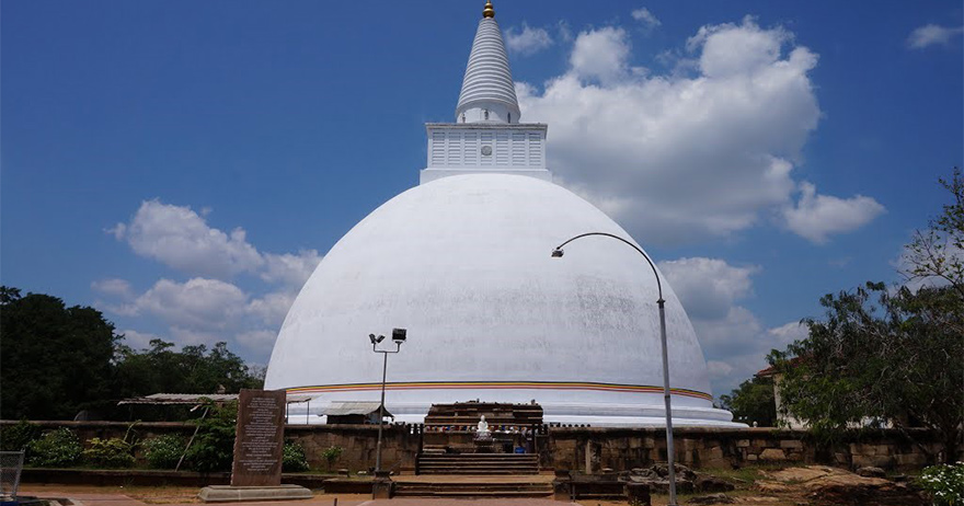 Buddhist Tour – Journey into 16 sacred places of worship (Solosmasthana) in Sri Lanka-10. Visit the miraculous