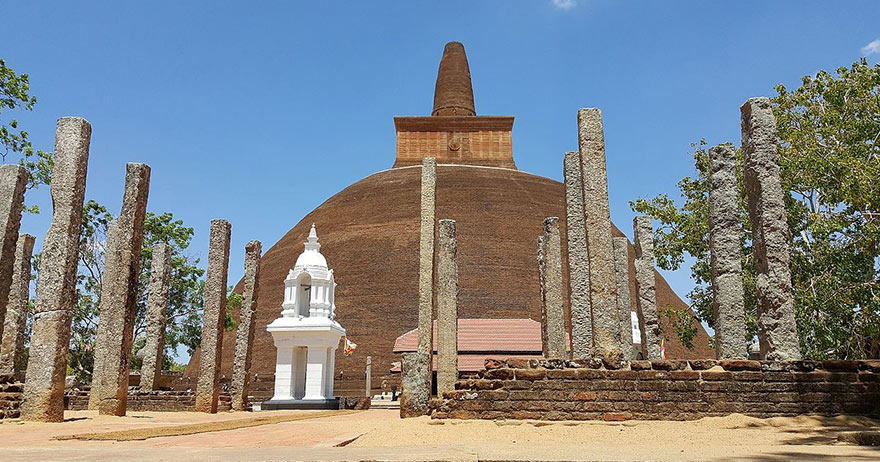 Buddhist Tour – Journey into 16 sacred places of worship (Solosmasthana) in Sri Lanka-13. Witness the