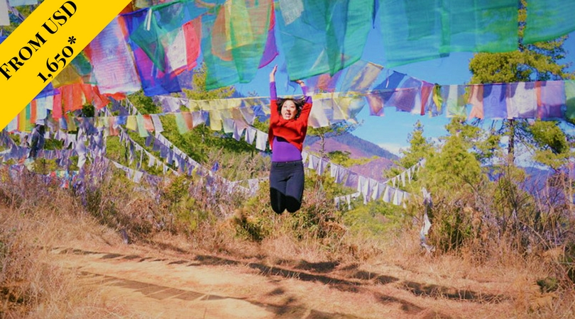 Best of Bhutan - Himalayan Heritage Tour 7 Nights