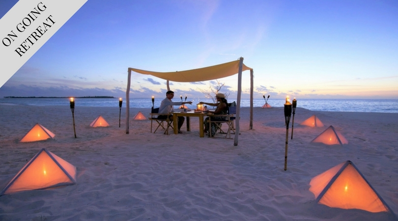 Couples Wellbeing Retreat in Maldives