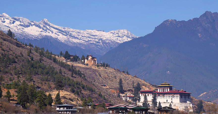 Bhutan Adventure & Culture Holiday 6 nights-Day 01
