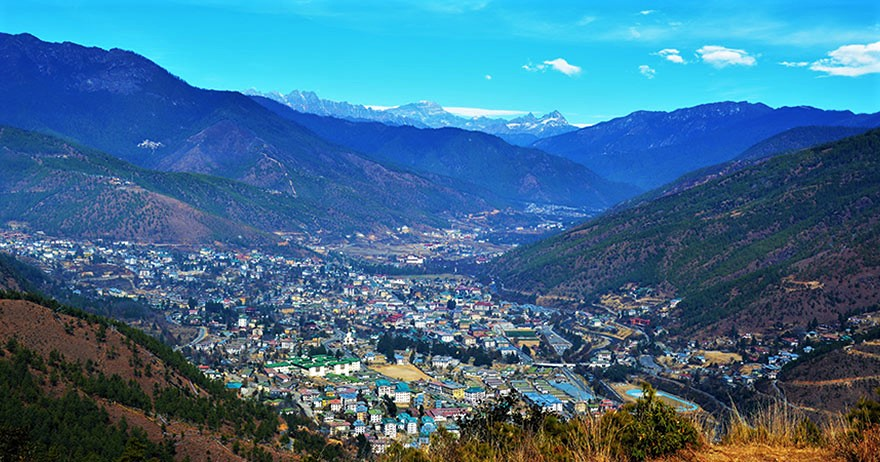 Lady Traveller Bhutan Holiday: Explore Bhutan in Style-DAY 1