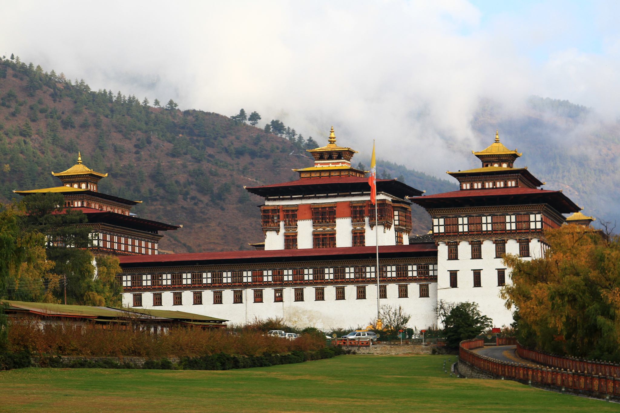 Bhutan Group Tour Dochula Festival - 11th to 17th December-DAY 1