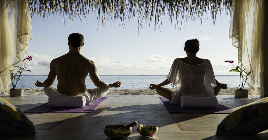 Luxury Wellness Retreat in Maldives-DAY 2