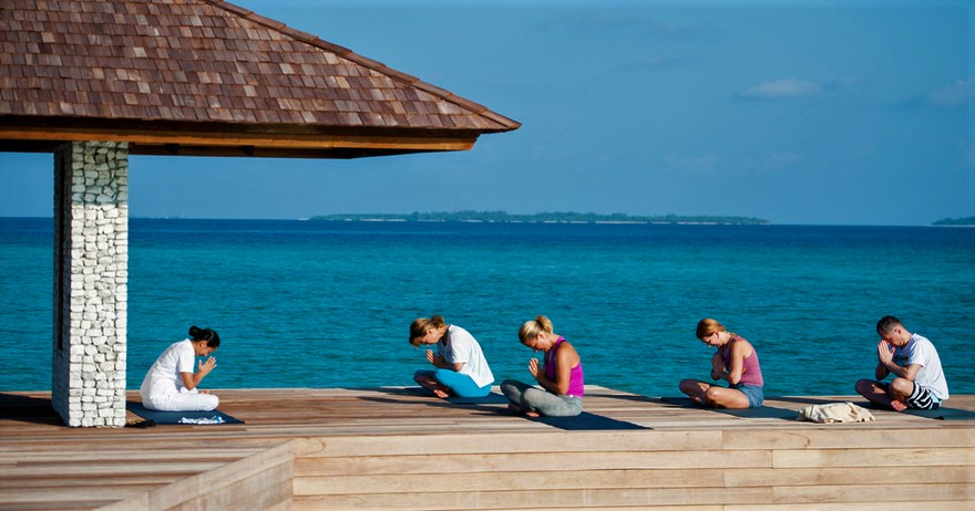 Yoga and Ayurveda Eco Retreat in Maldives -DAY 3