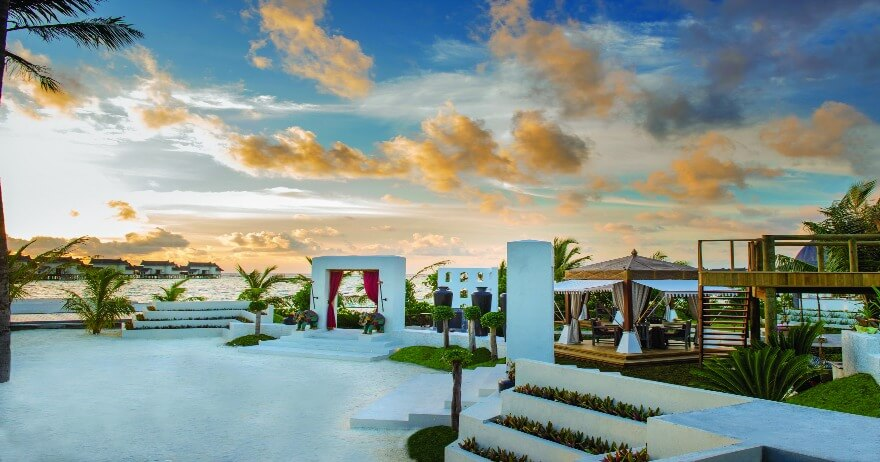 Radiant Beach holiday With Luxury Talise Spa 7 nights