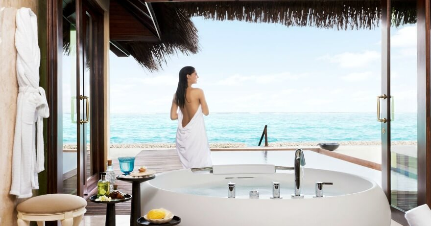 Spa breaks for couples at jiva spa taj exotica 4 days for Romantic spa weekends for couples