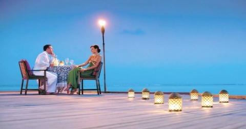 Four Seasons Kuda Huraa Maldives Couples Getaway