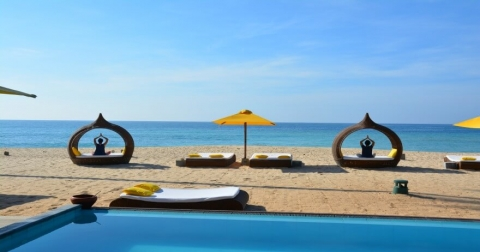 Replenishing Beach Wellbeing 4 nights