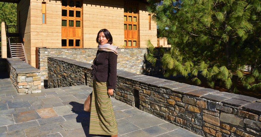 Travel to Bhutan in Style - Lady Travel Special Edition